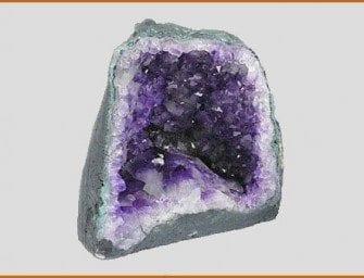 L'améthyste – une pierre précieuse