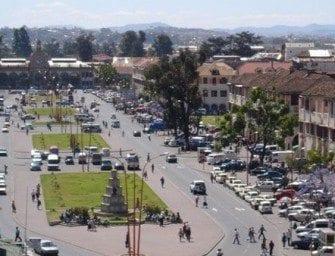 Madagascar Analakely Antananarivo, centre ville – promenade dans Tananarive