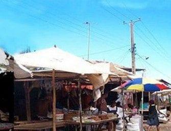 Antsiranana – Le marché