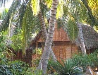 Le jonc ou la maison de vondro dans le Sud-Ouest de Madagascar