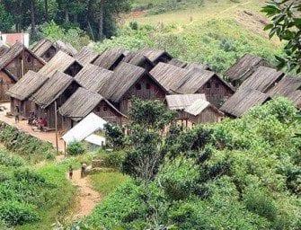Les maisons Zafimaniry – certainement parmi les plus beaux villages de Madagascar
