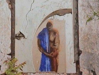 Les Peintures éphémères de Paul Bloas – Illusion de la Mémoire