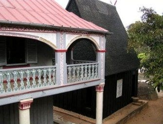 Les sept portes d'Ambohimanga