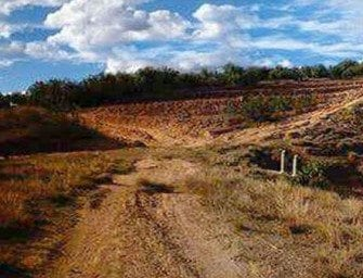 Ambohimalaza – Sur le barrage