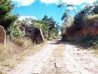Ambohitrabiby – l'entrée