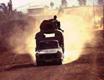 Le Taxi-brousse ou Taxi-be