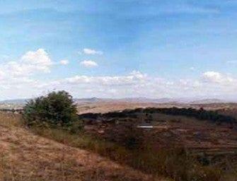 Sous la colline d'Ambohimalaza