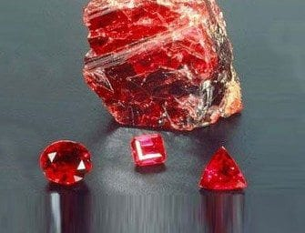 Le rubis – pierre précieuse et fine