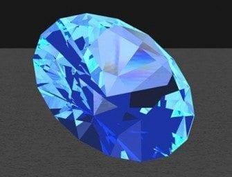 Le saphir – une pierre précieuse et fine