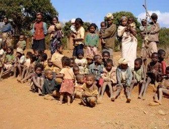 La population malgache